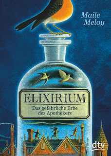 Elixirium - Maile Meloy