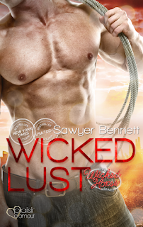 Wicked Lust - Sawyer Bennett